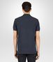 BOTTEGA VENETA POLO IN DARK NAVY PIQUET Polo And Tee Man dp