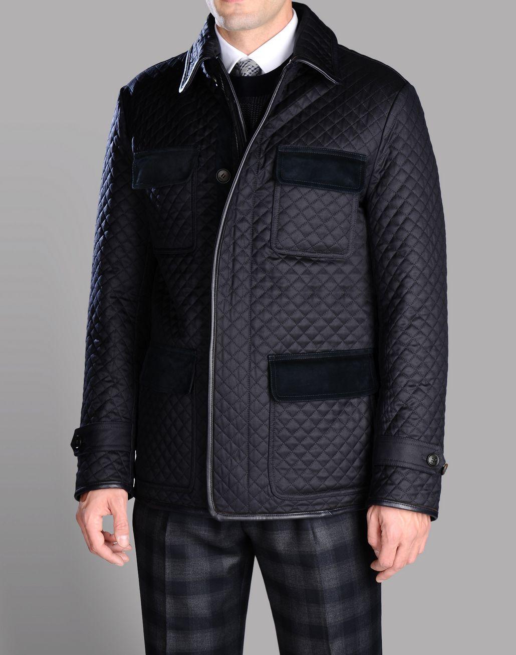 Brioni Men S Outerwear Brioni Official Online Store