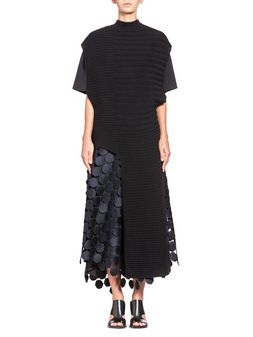 Marni Runway tunic in ribbed knit  Woman