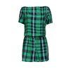 STELLA McCARTNEY Green Aurore Jumpsuit All-In-One D f