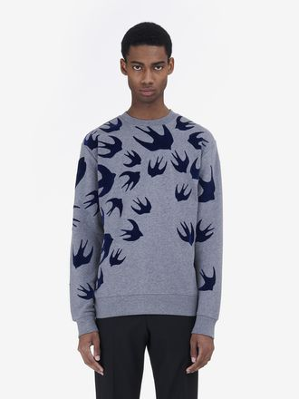 """Swallow Swarm"" Sweatshirt"