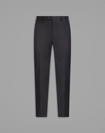 'Essential' Grey Tigullio Trousers
