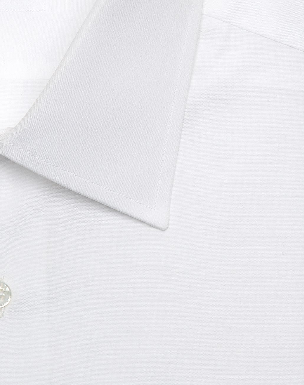 BRIONI 'Essential' White Formal Shirt Formal shirt [*** pickupInStoreShippingNotGuaranteed_info ***] r