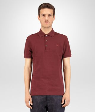 POLO IN COTONE PIQUET BAROLO