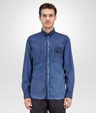 SHIRT IN PACIFIC POPLIN COTTON