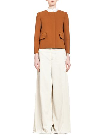 Marni Jacket in double-face crepe Woman