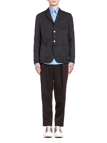 Marni Cotton twill jacket Man