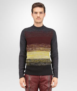 SWEATER IN MULTICOLOR DRY WOOL