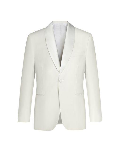 Continental tuxedo jacket