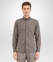 BOTTEGA VENETA STEEL COTTON POPLIN SHIRT Formalwear or shirt Man ep