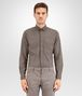 BOTTEGA VENETA STEEL COTTON POPLIN SHIRT Formalwear or shirt Man fp