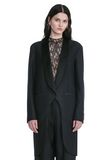 ALEXANDER WANG EXOTIC DANCER ELONGATED SHAWL COLLAR BLAZER  BLAZER Adult 8_n_e