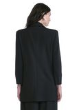 ALEXANDER WANG SINGLE BREASTED SHAWL COLLAR BLAZER BLAZER Adult 8_n_d