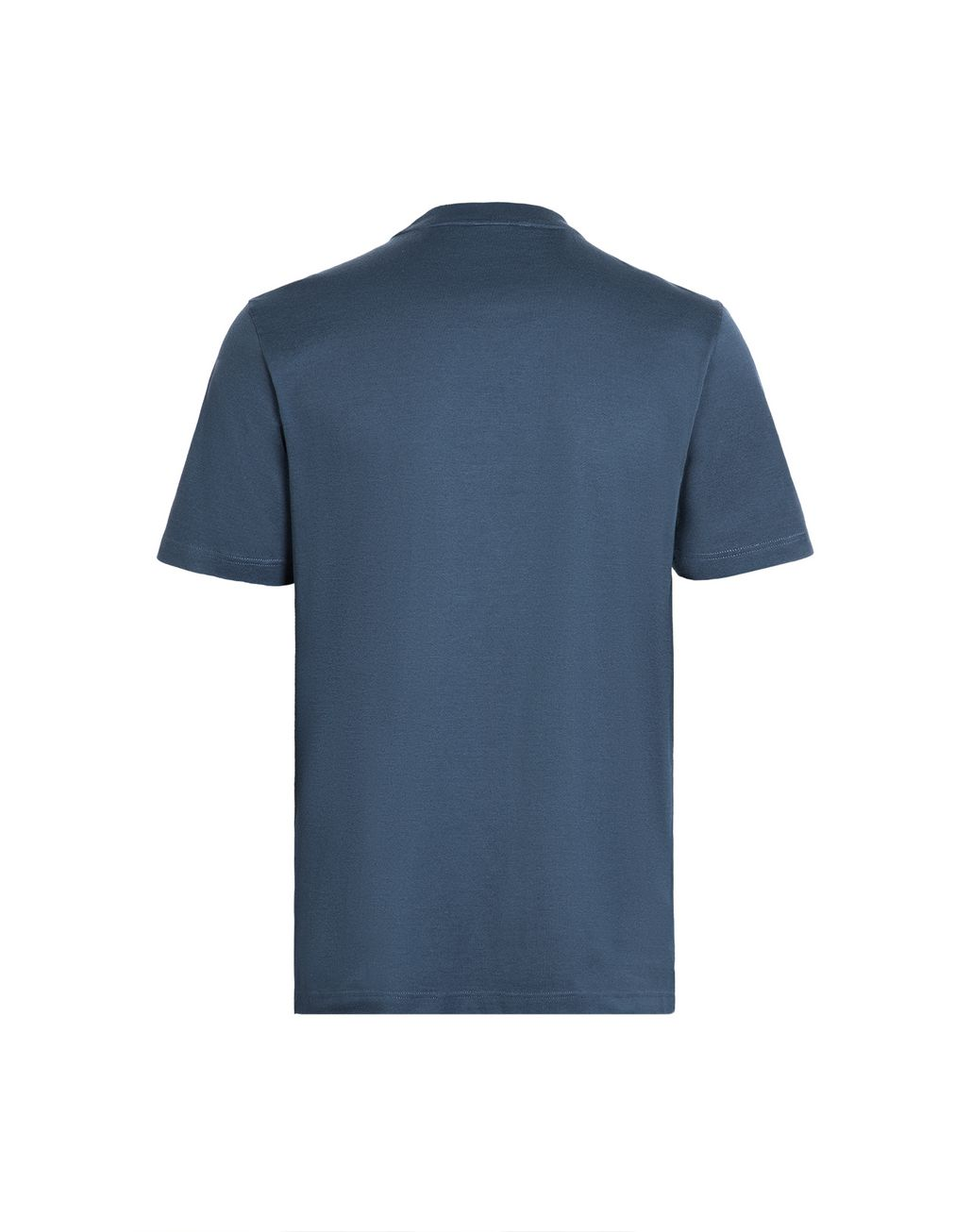 BRIONI Petrol Blue T-Shirt T-Shirts & Polos Man d