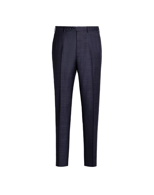 Navy Blue Megeve Trousers