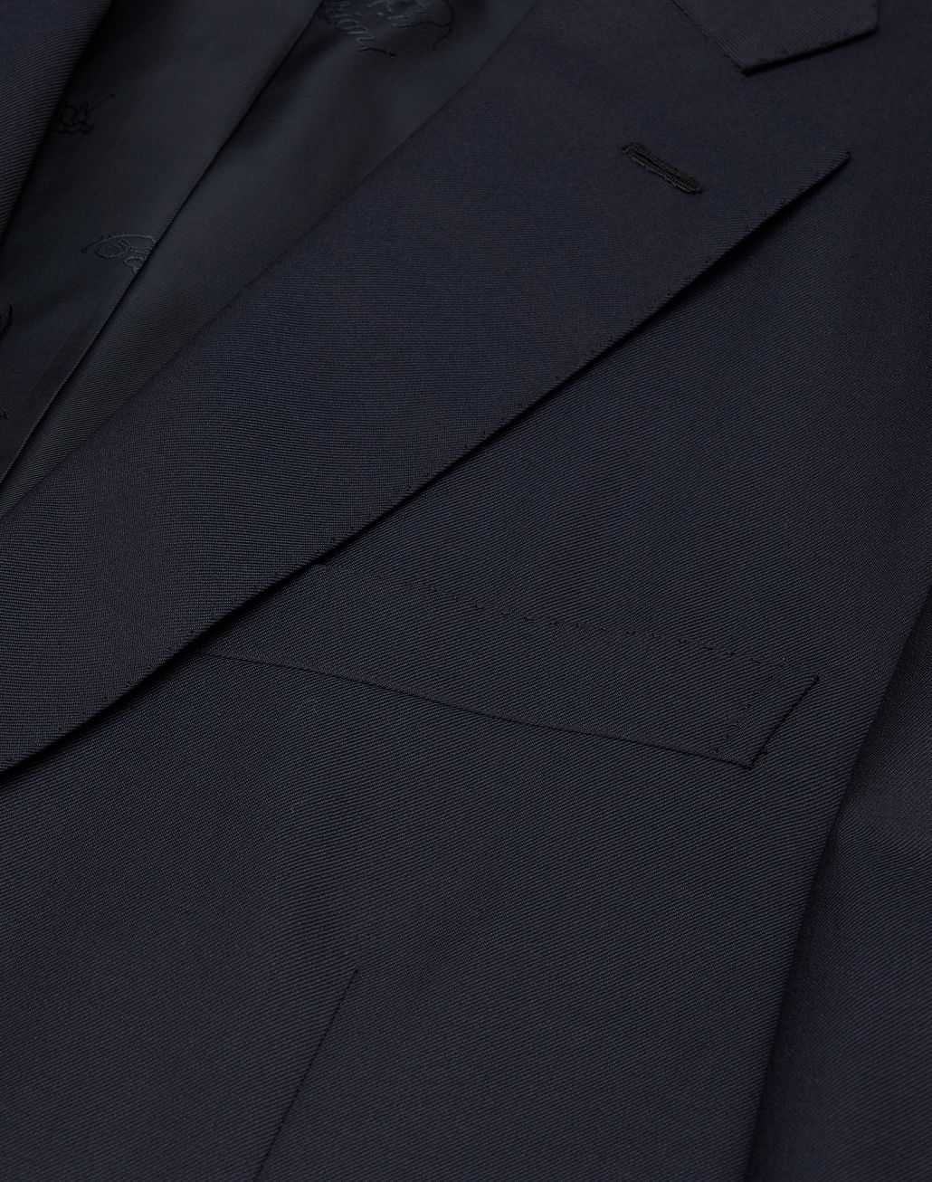 BRIONI Navy Blue Brunico Suit Suits & Jackets Man a