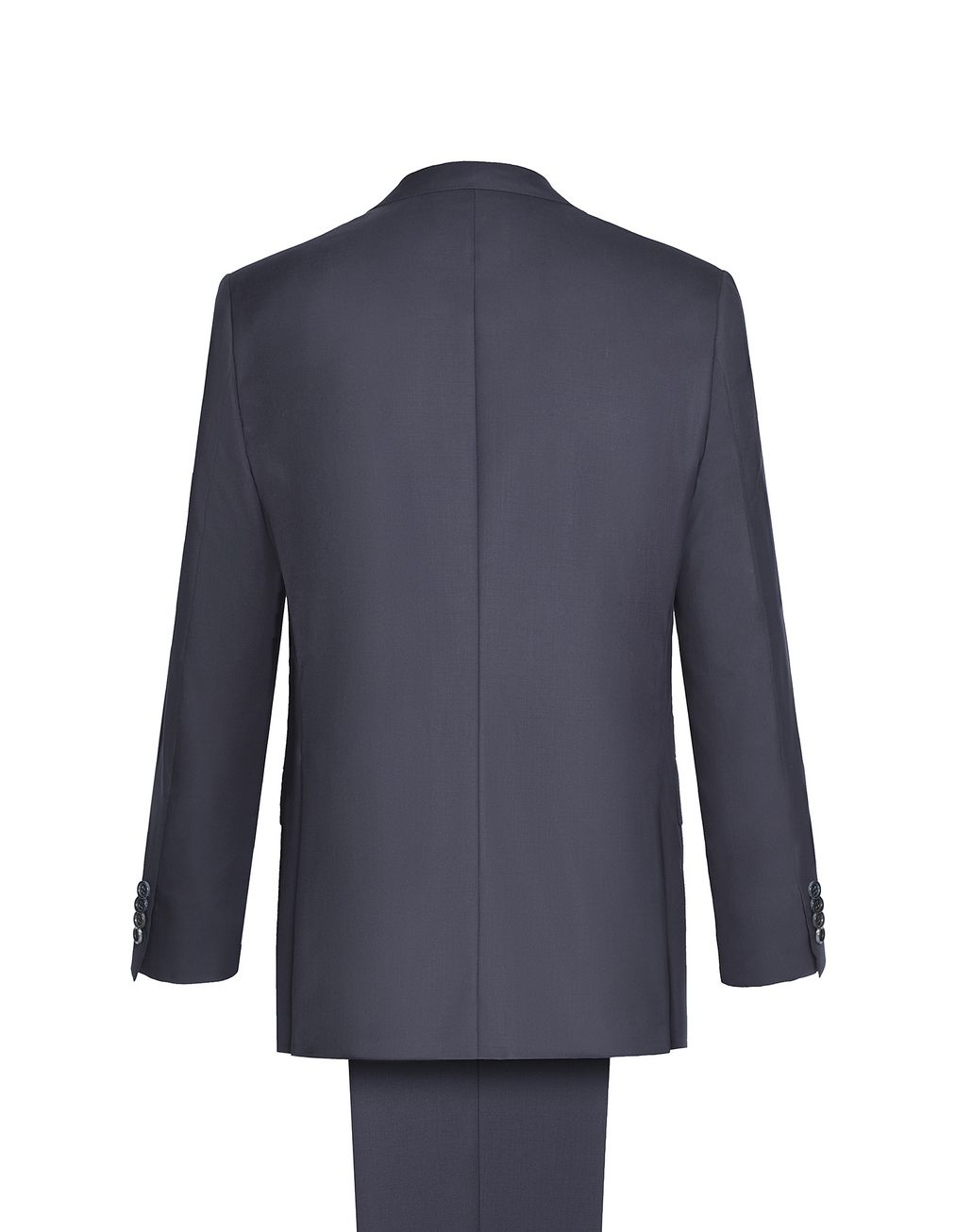 BRIONI Navy Blue Brunico Suit Suits & Jackets Man r