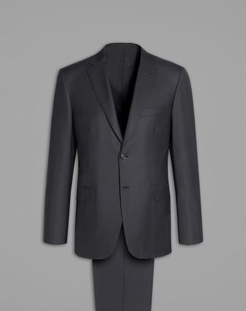 'Essential' Gray Brunico Suit