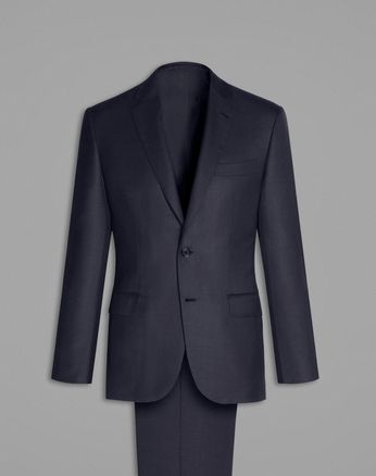 'Essential' Navy Blue Madison Suit