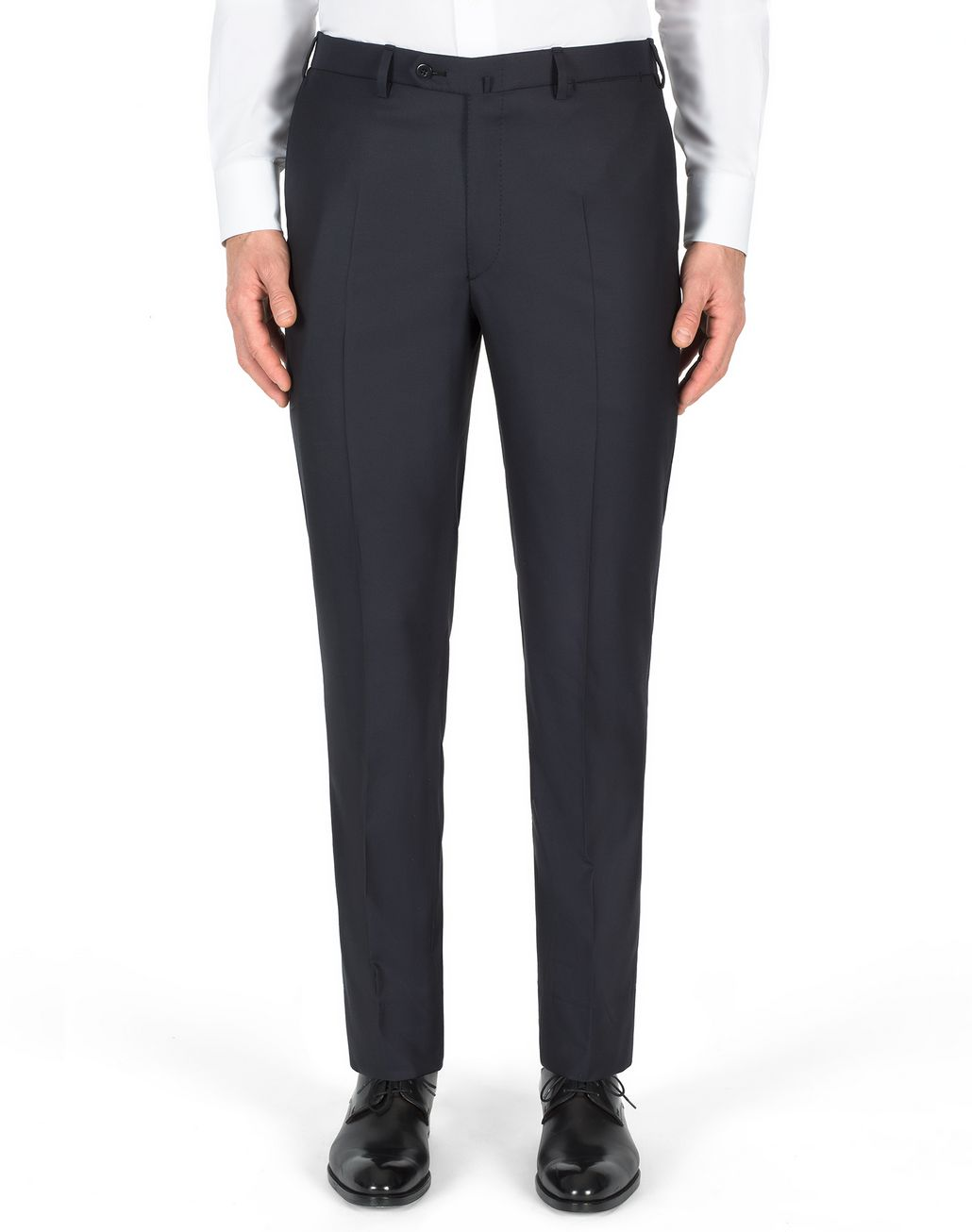 BRIONI Navy Blue Madison Suit Suits & Jackets U e