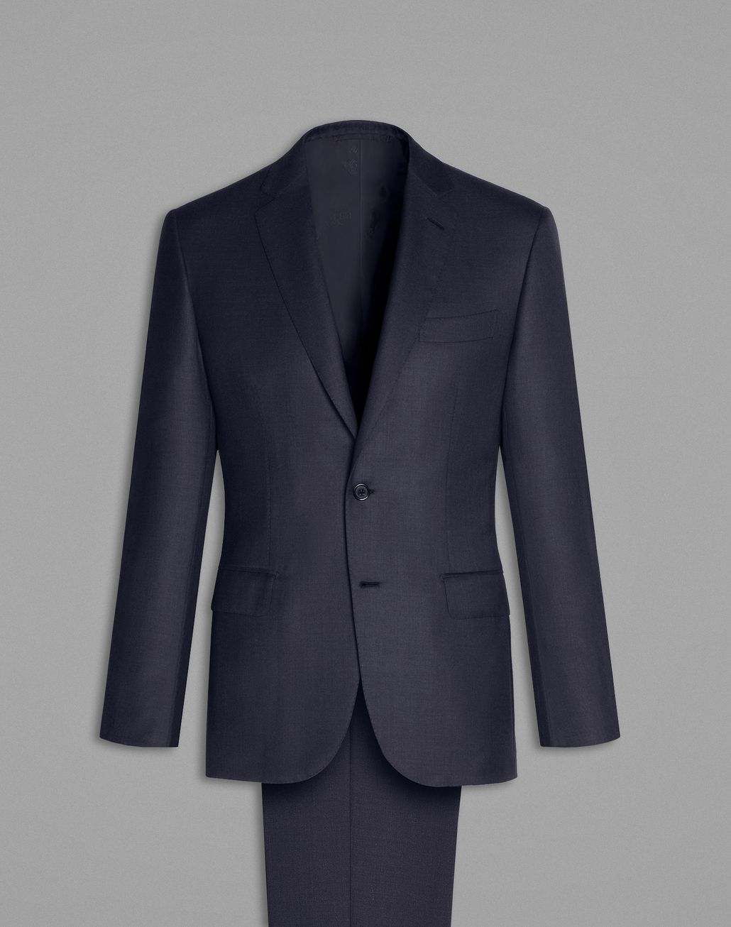 BRIONI 'Essential' Navy Blue Madison Suit Suits & Jackets [*** pickupInStoreShippingNotGuaranteed_info ***] f