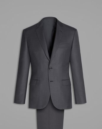 Charcoal Madison Suit
