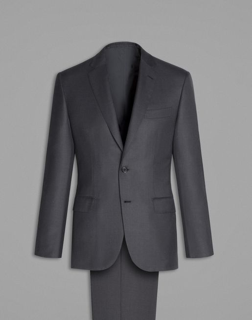 Charcoal Madison Suit