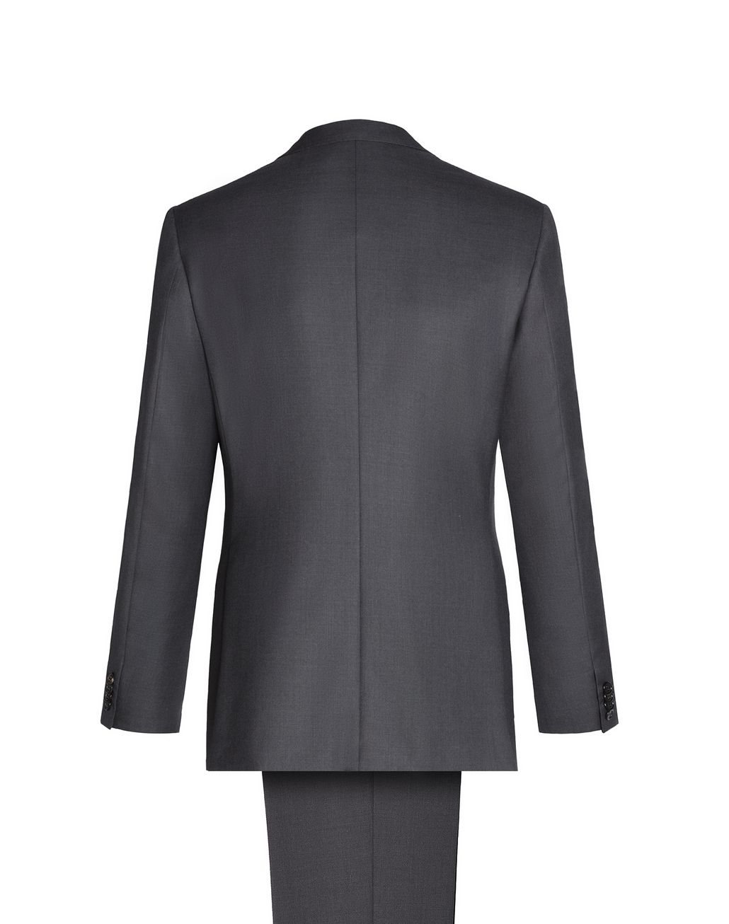 BRIONI Charcoal Madison Suit Suits & Jackets [*** pickupInStoreShippingNotGuaranteed_info ***] r