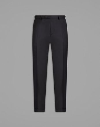 'Essential' Black Tigullio Pants