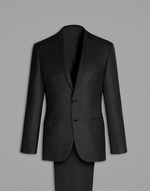 Чёрный костюм Madison