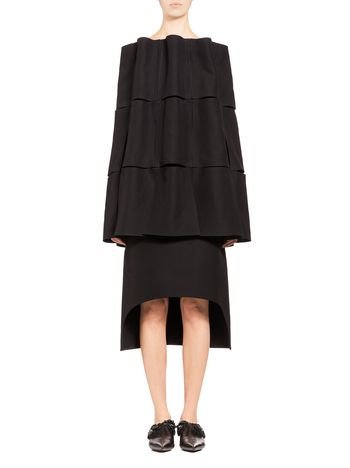 Marni Runway tunic in cotton cady Woman