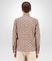 BOTTEGA VENETA SHIRT IN MULTICOLOR PRINTED COTTON Formalwear or shirt Man dp