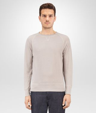 T SHIRT IN FUME' COTTON JERSEY