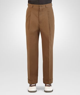 PANT IN CHINO COTTON
