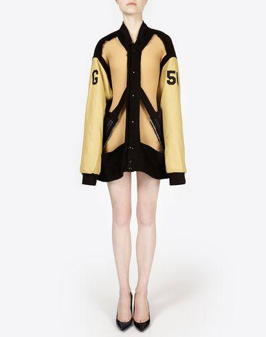 MAISON MARGIELA Jacket D Décortiqué' bomber jacket f