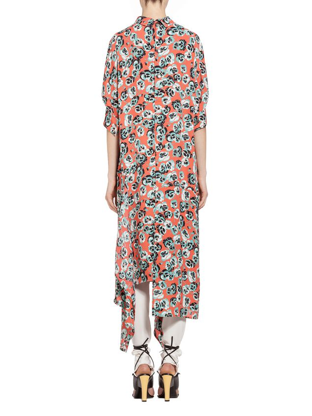 Marni Viscose dress Poetry Flower Woman - 3