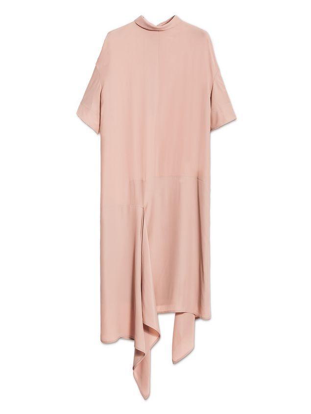 Marni Dress in washed silk acetate Woman - 2