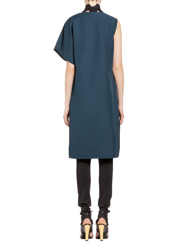 Marni Acetate dress kimono sleeve Woman