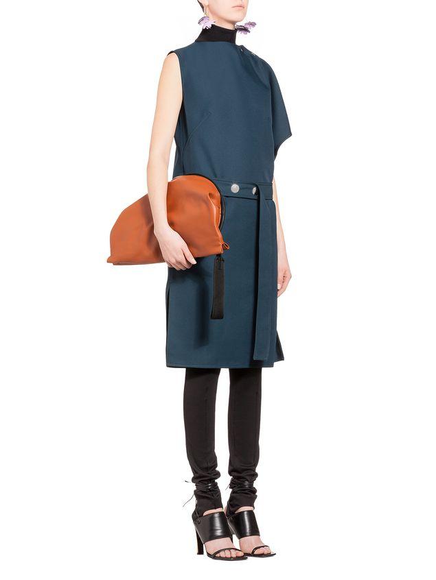 Marni Acetate dress kimono sleeve Woman - 5