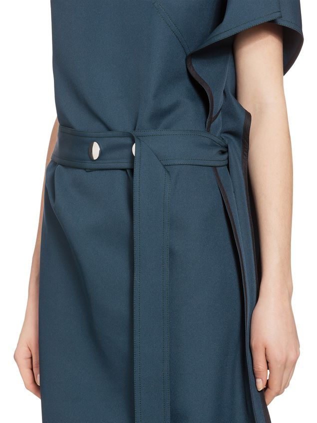 Marni Acetate dress kimono sleeve Woman - 4