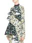 Marni Dress in sablé with Poetry Flower print Woman - 4