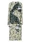 Marni Dress in sablé with Poetry Flower print Woman - 2