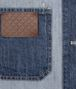 BOTTEGA VENETA BLOUSON IN DENIM WASHED DENIM Coat or Jacket U lp
