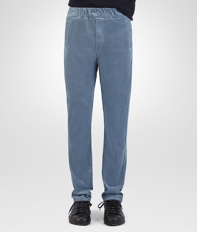 BOTTEGA VENETA PANT IN KRIM CORDUROY Trouser or jeans Man fp