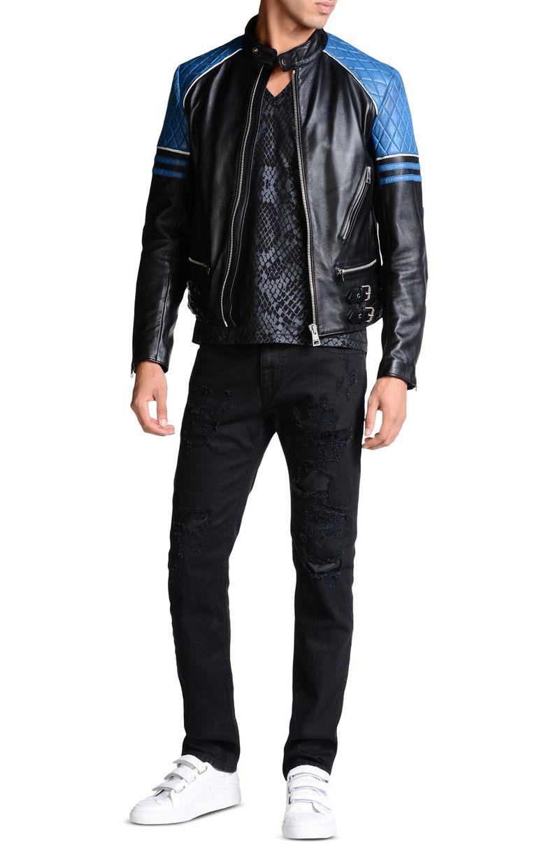 JUST CAVALLI Leather Jacket U r