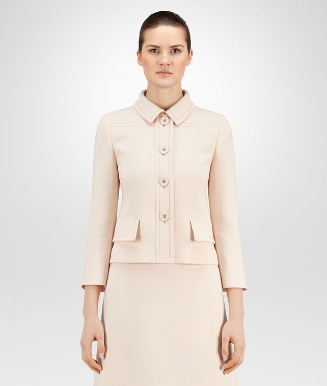 BOTTEGA VENETA CAMEO WOOL JACKET Outerwear and Jacket Woman fp