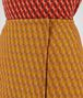 BOTTEGA VENETA OCRE WOOL JACQUARD SKIRT skirts pants Woman ap