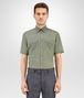 BOTTEGA VENETA ARTICHOKE COTTON POPLIN SHIRT Formalwear or shirt Man fp