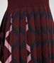 BOTTEGA VENETA MULTICOLOR INTARSIA WOOL DRESS Dress Woman ap