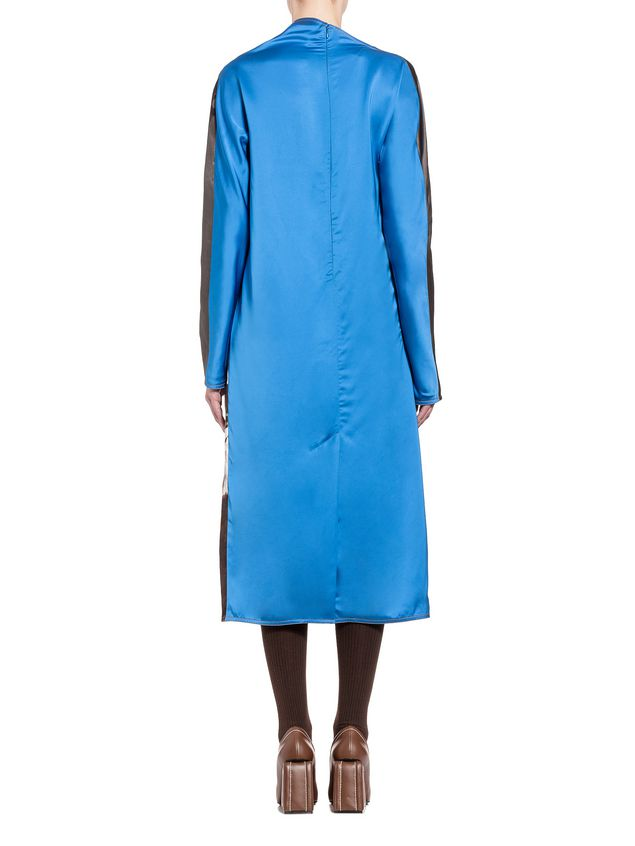 Marni Kleid mit langen Ärmeln Damen